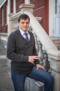 Д.А. Глазунов, 2013 г.