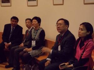 Китайская делегация2